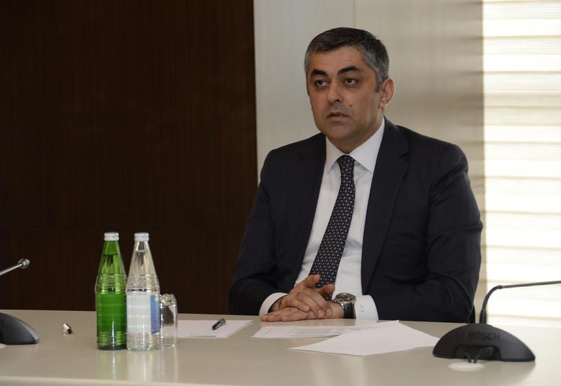 """В Азербайджане появится клуб инвесторов для финансирования стартапов <span class=""""color_red"""">- ЗАЯВЛЕНИЕ МИНИСТРА</span>"""