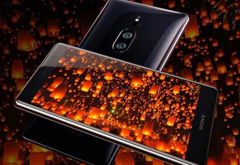 Sony выпустили самый тяжелый смартфон