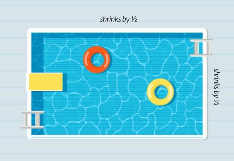 Занимательная математическая задача о бассейне