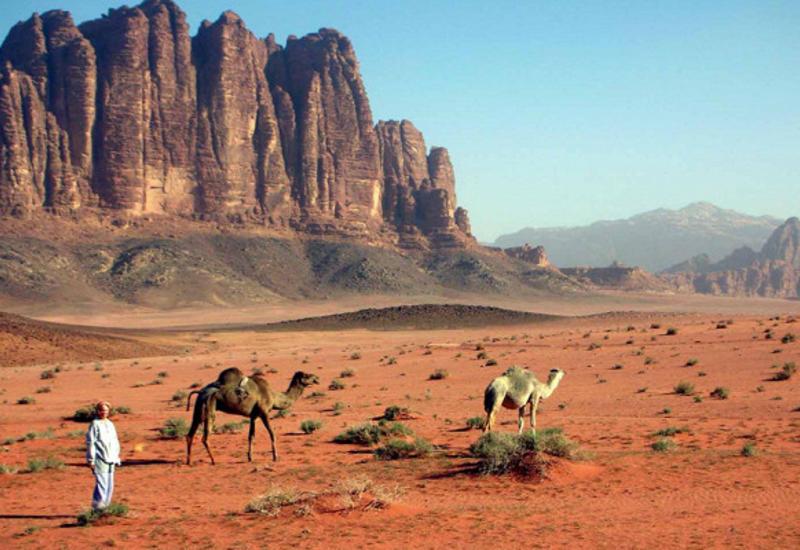 Вади Рам: пустыня, которая стала Марсом