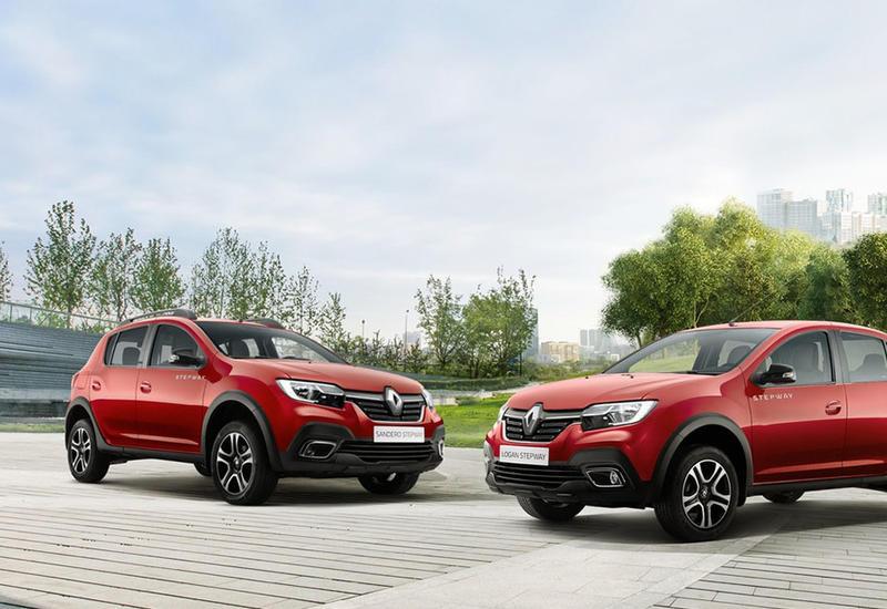 """Официально представлен """"вседорожный"""" Renault Logan <span class=""""color_red"""">- ФОТО</span>"""