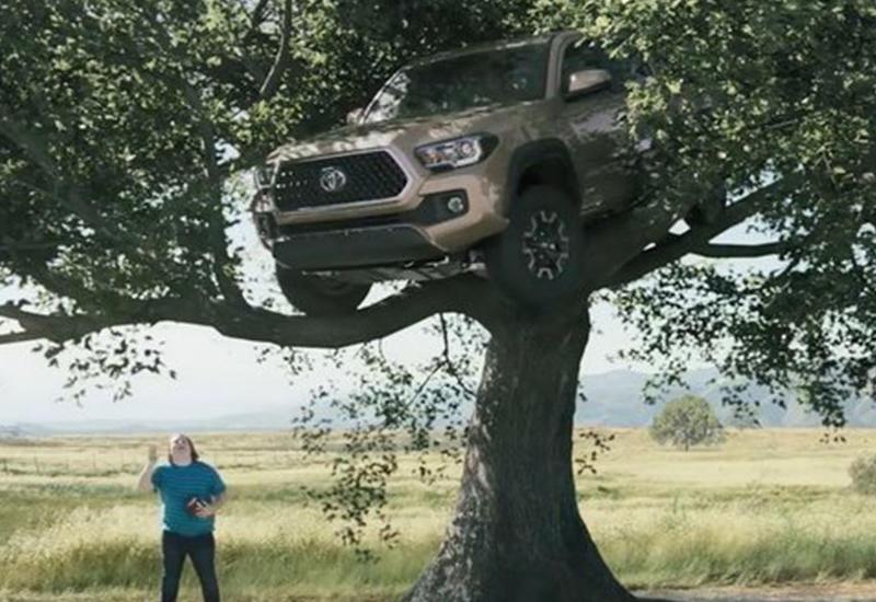 """Toyota сняла невероятный ролик с Чаком Норрисом <span class=""""color_red"""">- ВИДЕО</span>"""