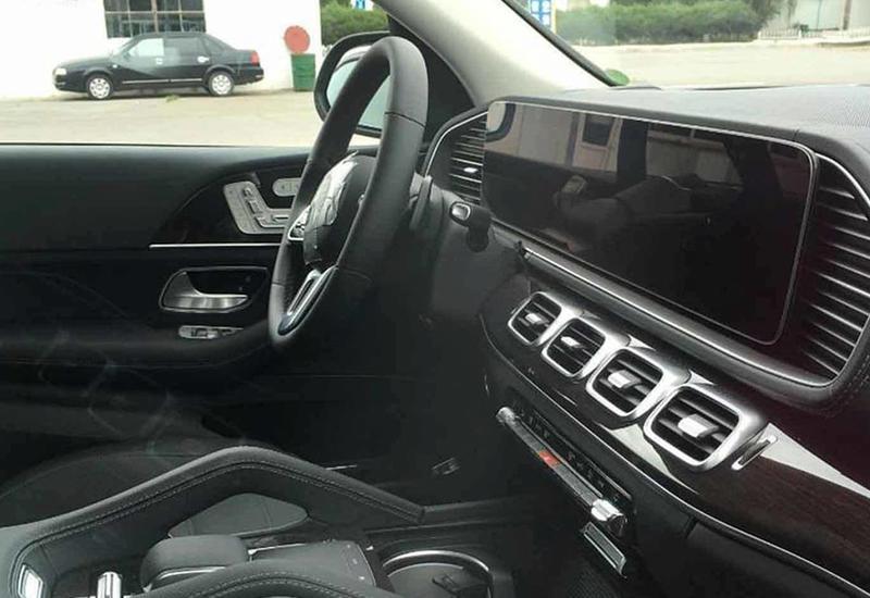 """Вот как будет выглядеть интерьер нового Mercedes-Benz GLE <span class=""""color_red"""">- ФОТО</span>"""