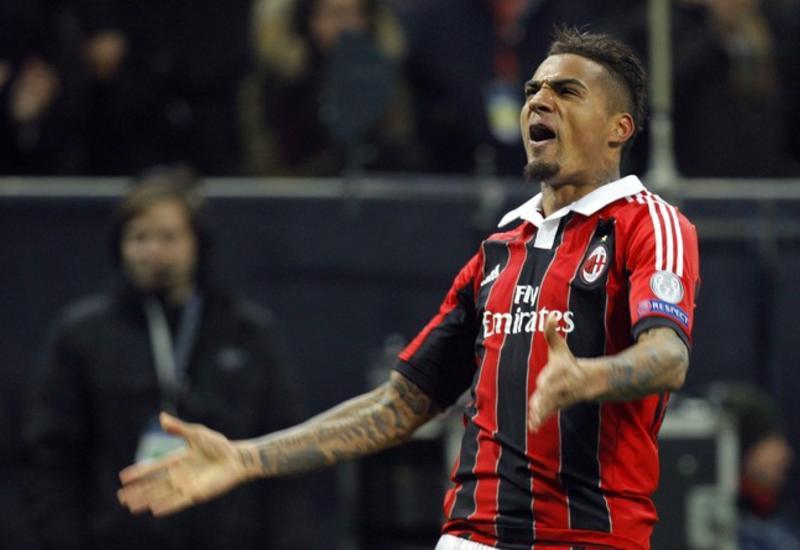 Бывший игрок «Милана» и «Шальке-04» стал рэпером