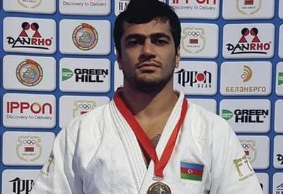 Азербайджанский дзюдоист выиграл Кубок Европы
