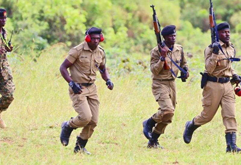В Уганде во время протестов погиб человек