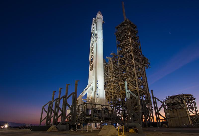 В NASA согласились с методом SpaceX по заправке ракеты Falcon 9