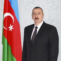 Президент Ильхам Алиев - признаный в мире выдающийся политический лидер