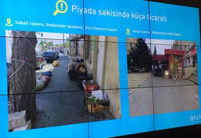 """Бакинское транспортное агентство о результатах проверок в ряде районов столицы <span class=""""color_red"""">- ФОТО</span>"""