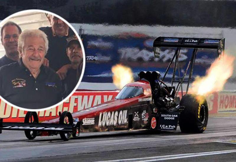 "86-летний спортсмен разогнал болид до 490 км/час <span class=""color_red"">- ВИДЕО</span>"