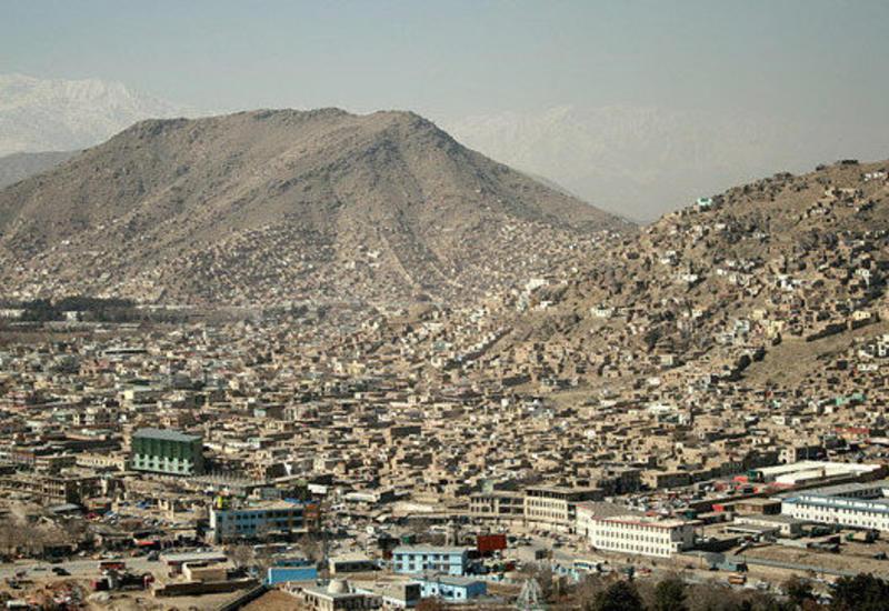 В Кабуле после обстрела президентского дворца прогремел мощный взрыв