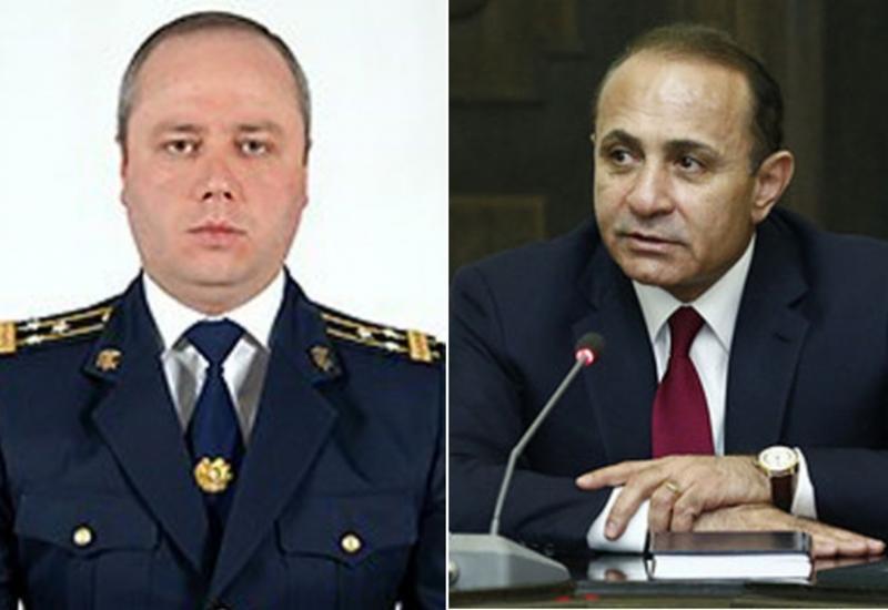 Зять экс-премьера Армении уволен с высокого поста