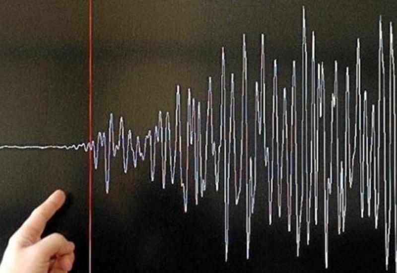 В Иране произошло землетрясение магнитудой 4,0
