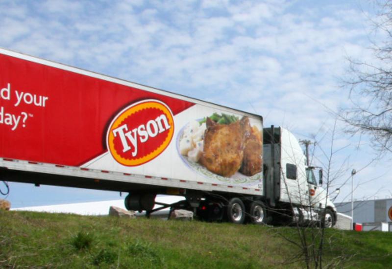Tyson Foods покупает поставщика мяса для McDonald's