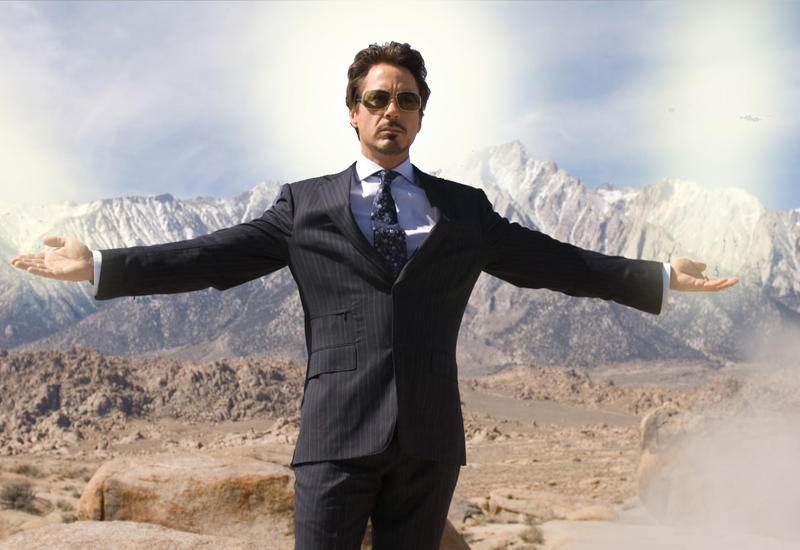 """Как """"Железный Человек"""" спас Marvel"""