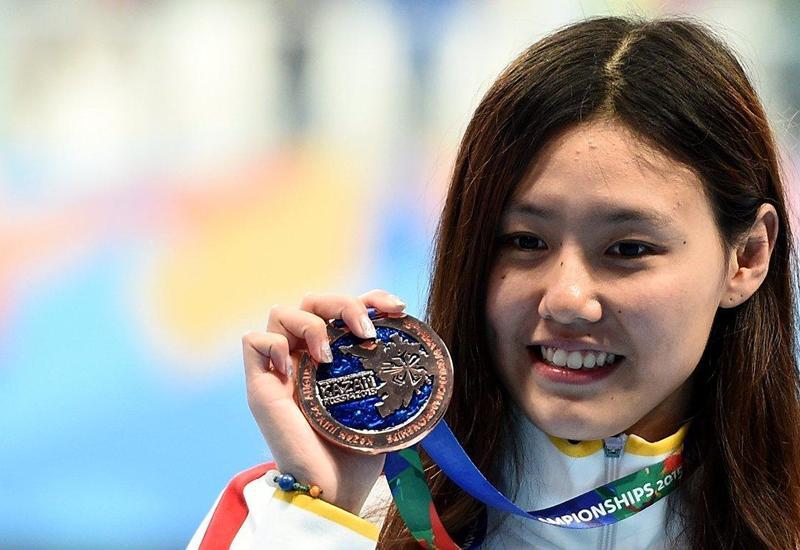 Установлен новый мировой рекорд по плаванию