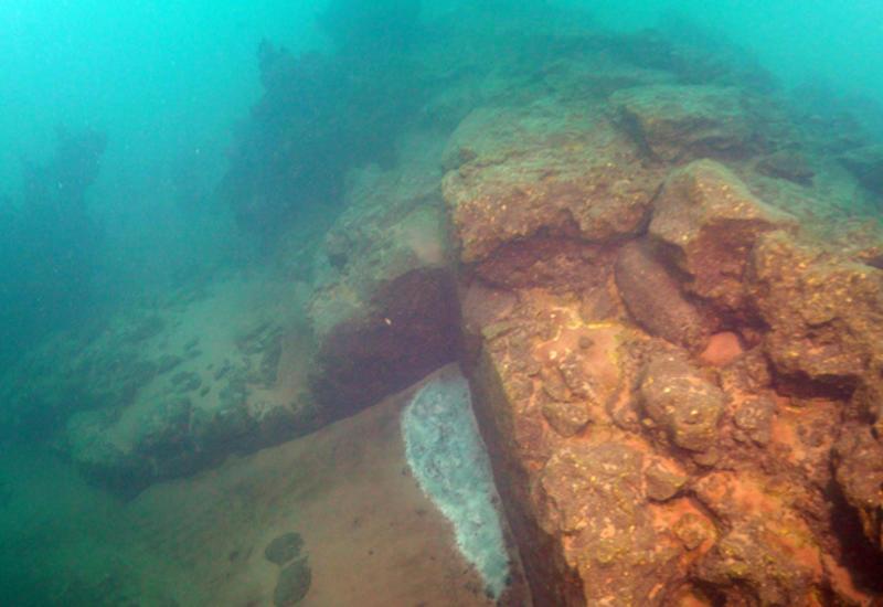 В Болгарии нашли подводную крепость