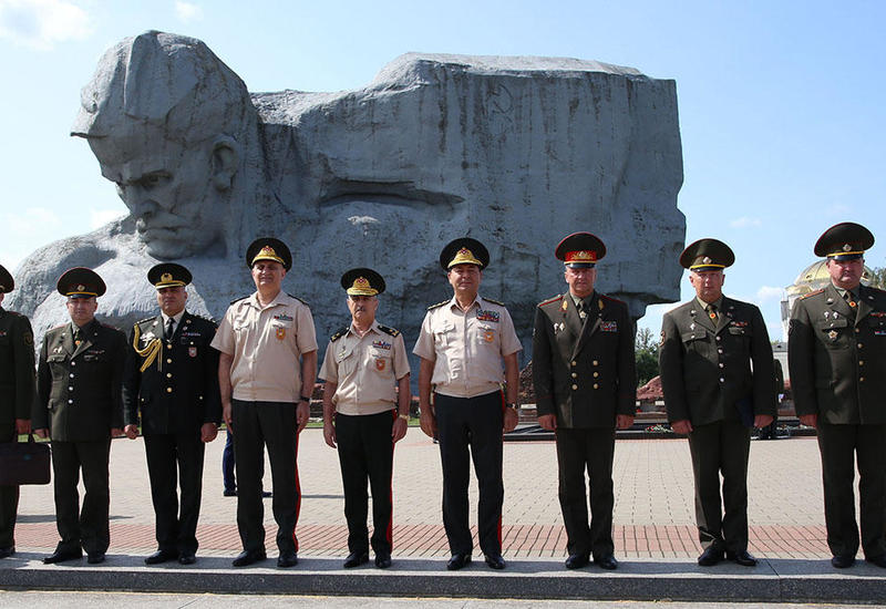 "Азербайджан и Беларусь обсудят военное сотрудничество <span class=""color_red"">- ФОТО</span>"