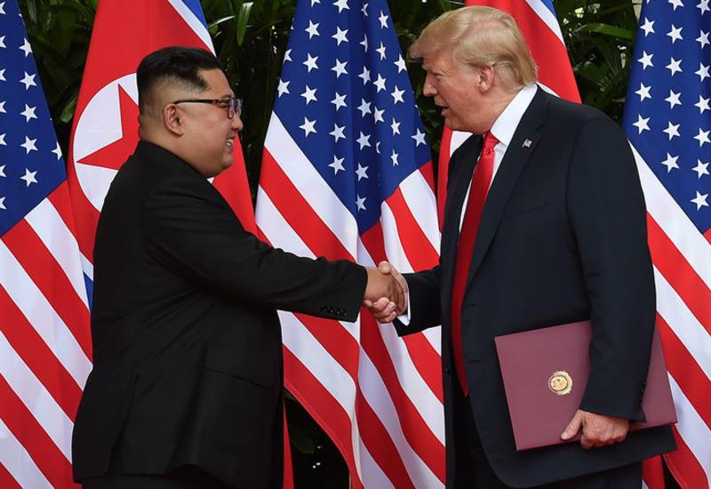 Трамп снова встретится с Ким Чен Ыном?