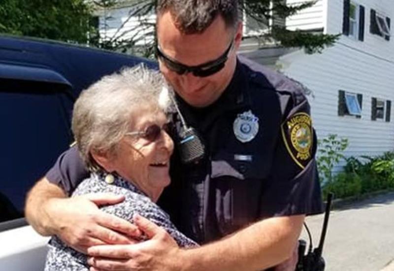 В США дочь подстроила арест 93-летней матери
