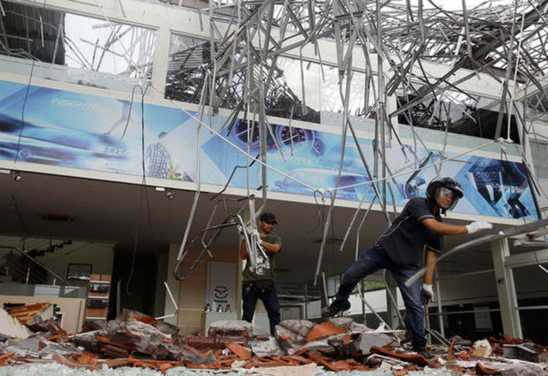 В Венесуэле произошло землетрясение магнитудой 7,3