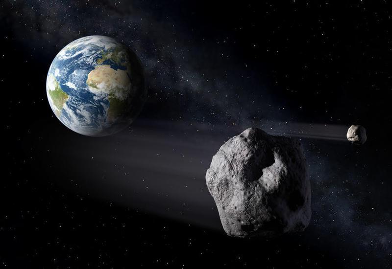 NASA: к Земле летит огромный астероид