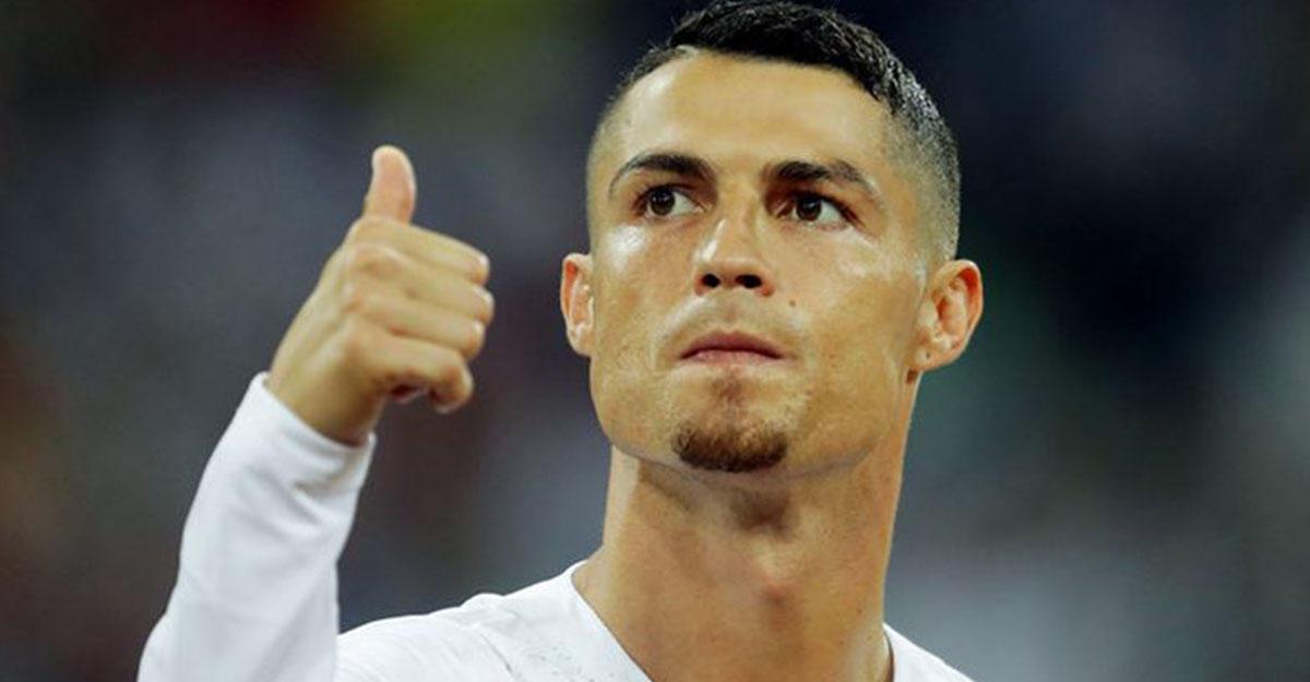 Роналду сказал, как получил седьмой номер в«Ювентусе»
