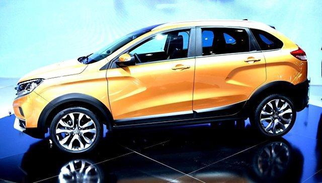 Лада XRay Cross получит селектор выбора режимов движения как укроссов Peugeot (Пежо)