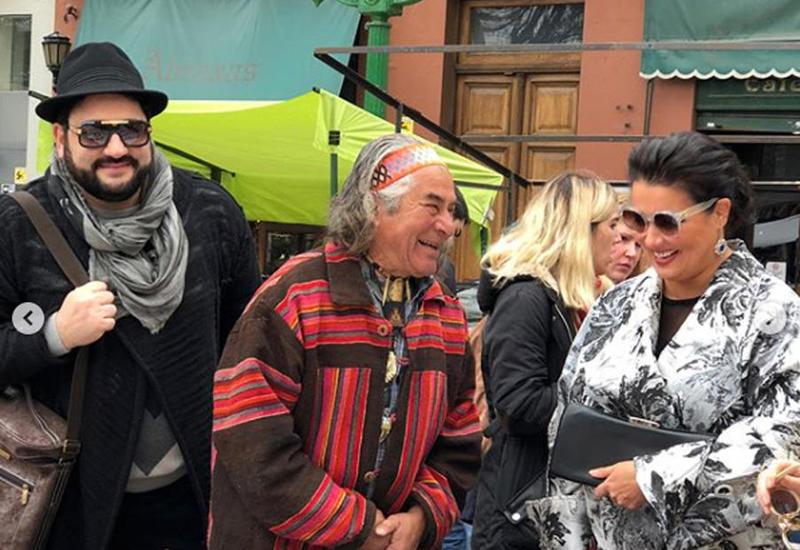Юсиф Эйвазов и Анна Нетребко гастролируют по Южной Америке