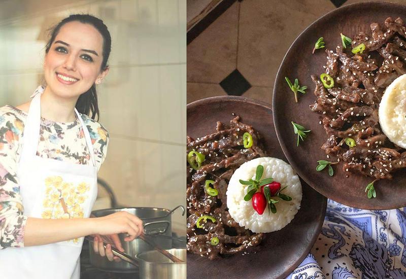 Быстрый рецепт говядины в тайском звучании от Или Мамедовой