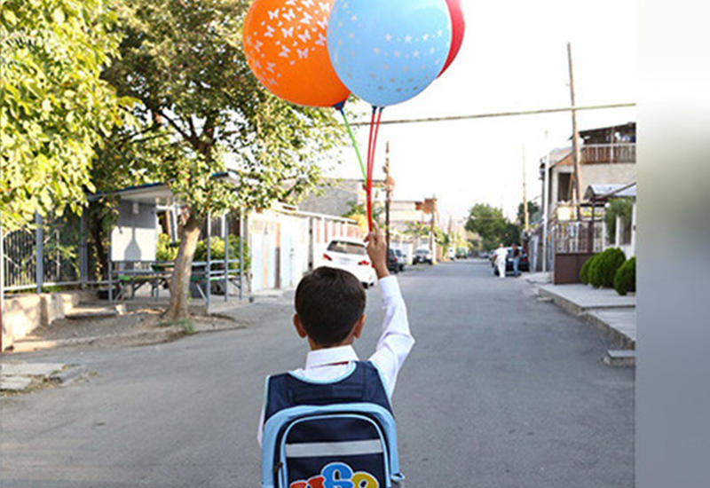 Армянские школы снова встречают 1 сентября пустыми классами