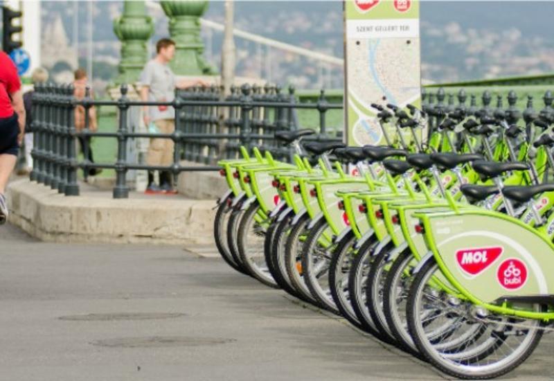 Будапешт превратят в велосипедный город