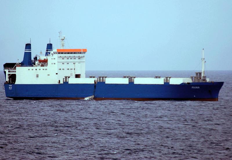 Эфиопское судно зашло в порт Эритреи впервые за 20 лет