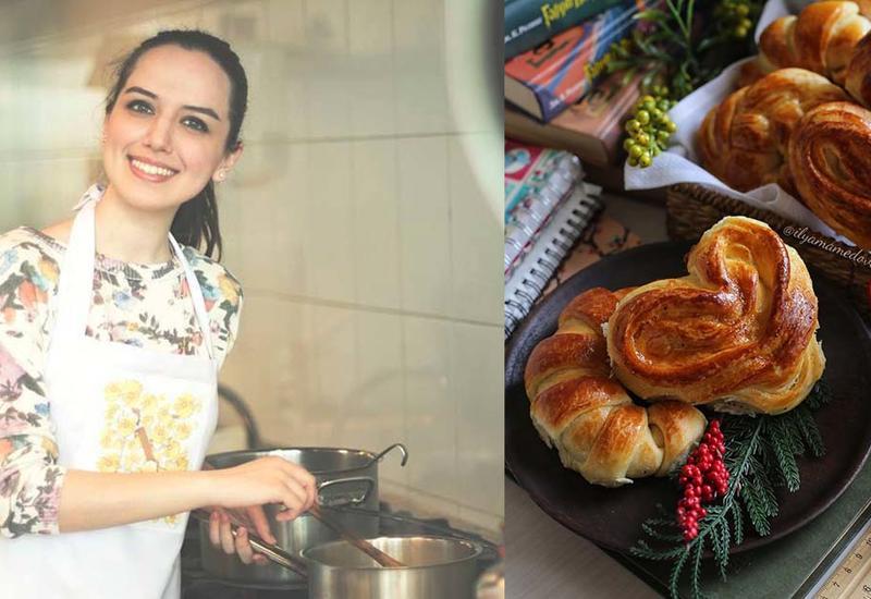 Пошаговый рецепт «школьных» булочек от Или Мамедовой