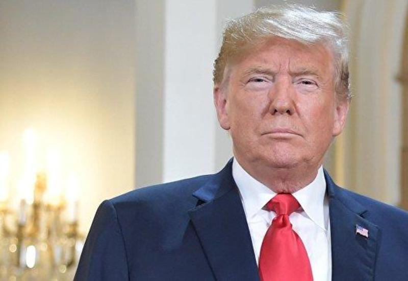 Трамп перенес заблокированное обращение к конгрессу США