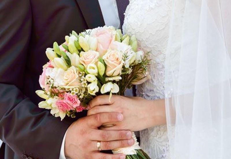 Необычная свадьба в Азербайджане
