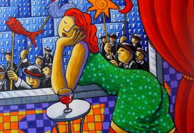 """Картинная галерея"" Day.Az: Мир грез, желаний и ностальгии <span class=""color_red"">- ФОТО</span>"