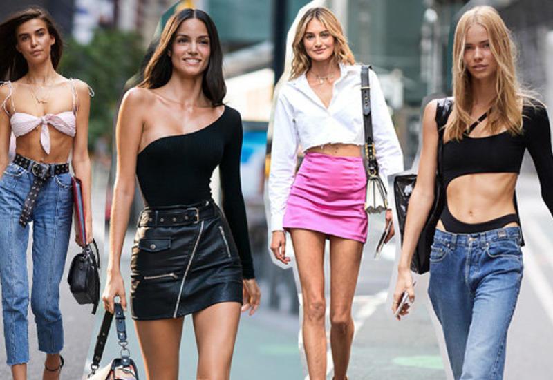 Самые красивые модели спешат на кастинг Victoria's Secret