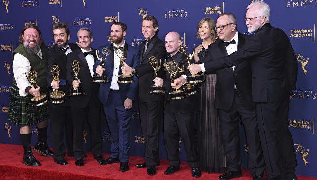 «Игра престолов» получила семь Creative Arts Emmy Awards - ПОЛИТ.РУ