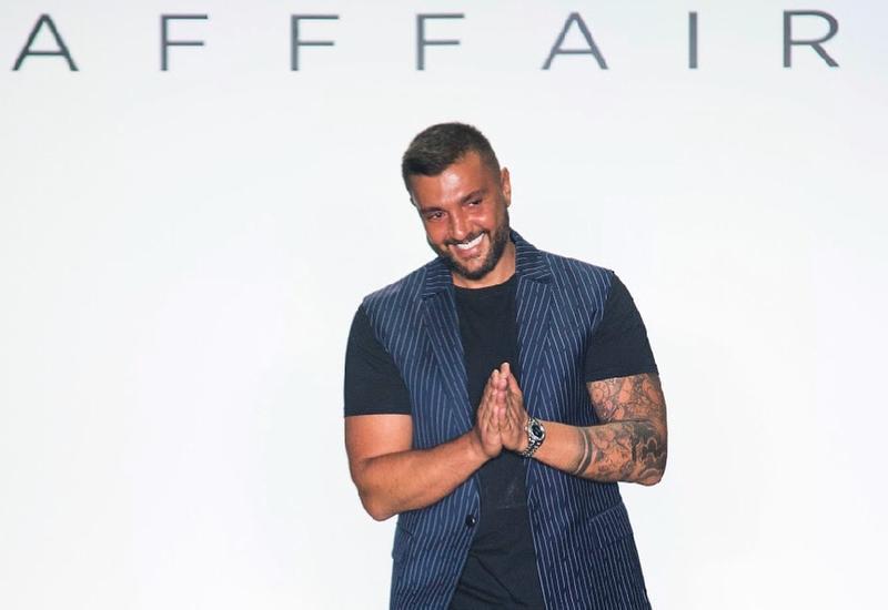 Азербайджанский дизайнер представил свою коллекцию на Неделе моды в Нью-Йорке