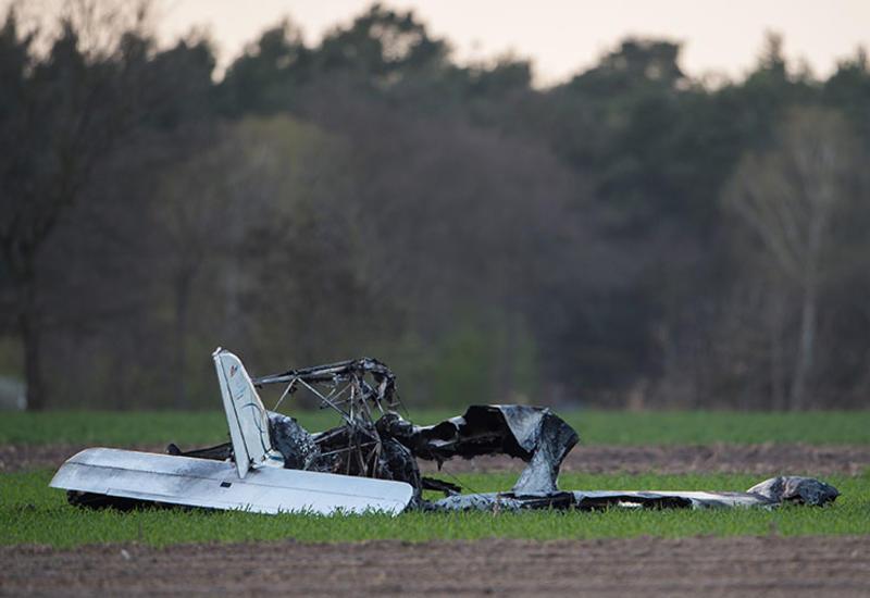 В Швейцарии разбился легкомоторный самолёт