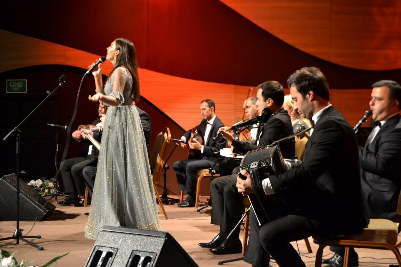 В Центре мугама прозвучали знаменитые азербайджанские песни