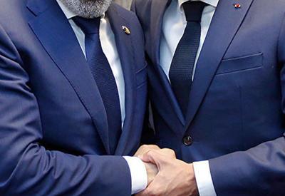 """Армении нечего предложить Франции <span class=""""color_red"""">- позор Пашиняна в Париже</span>"""