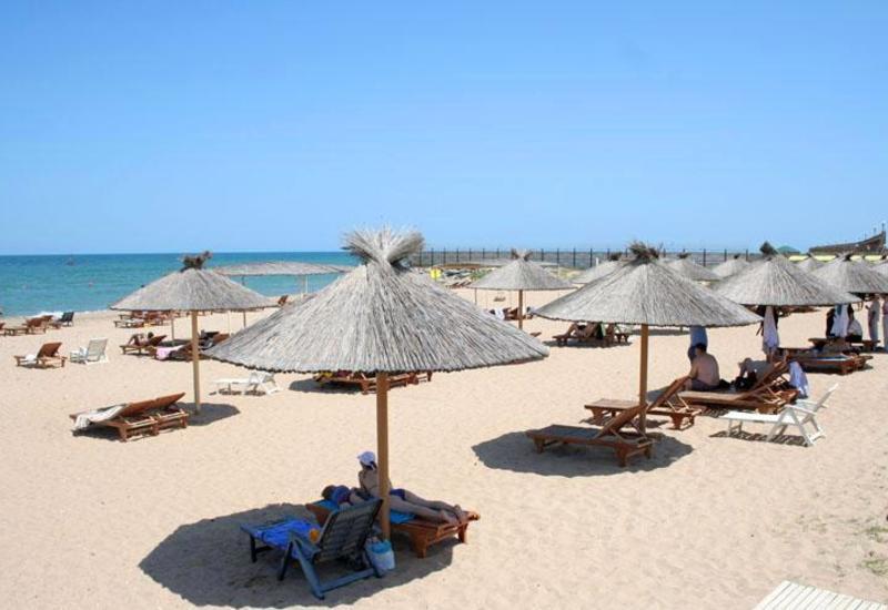 Температура воды на пляжах Абшерона