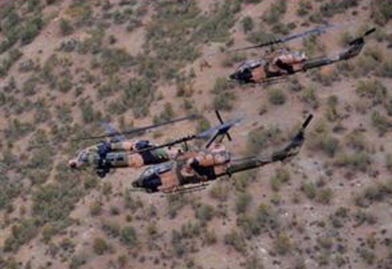 ВС Турции уничтожили свыше 50 боевиков РПК