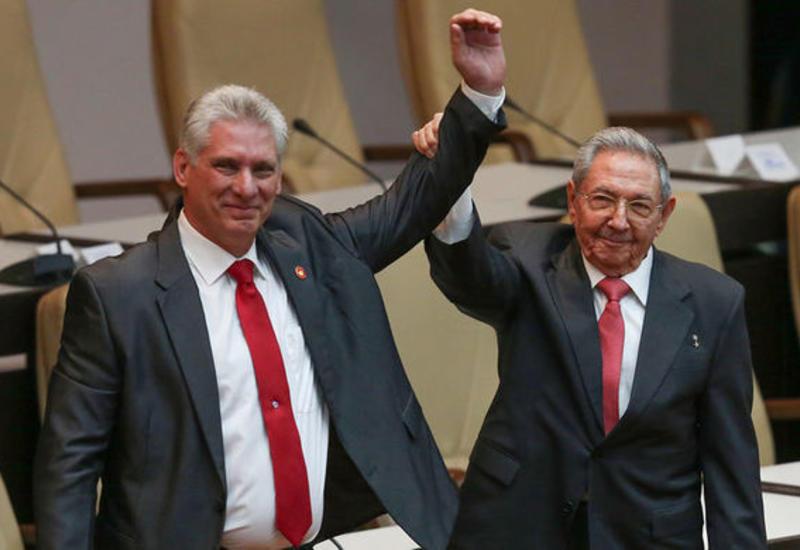 Глава Кубы намерен посетить США