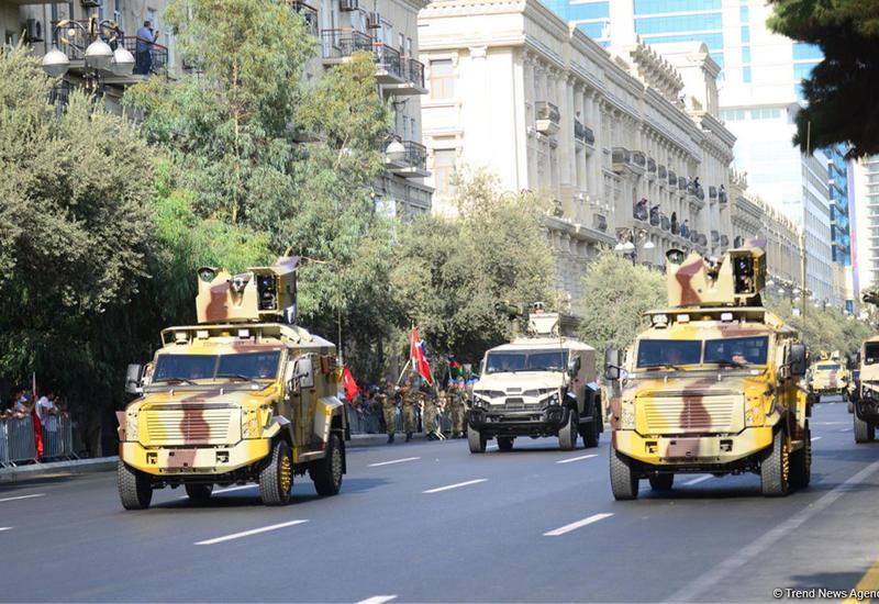 Парад по случаю 100-летия освобождения Баку – наглядное доказательство азербайджано-турецкого братства