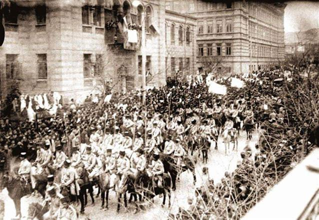 ВАзербайджанской столице пройдет парад, посвященный 100-летию освобождения отбольшевиков