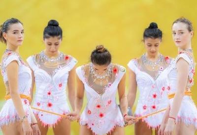 Международная федерация гимнастики передала Азербайджану флаг чемпионата мира