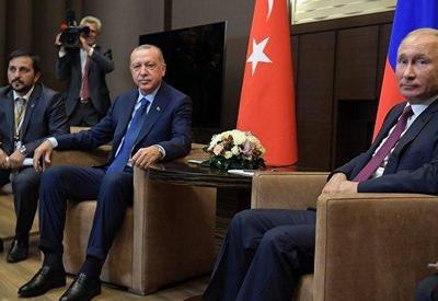 Эрдоган анонсировал очень важное заявление по итогам встречи с Путиным